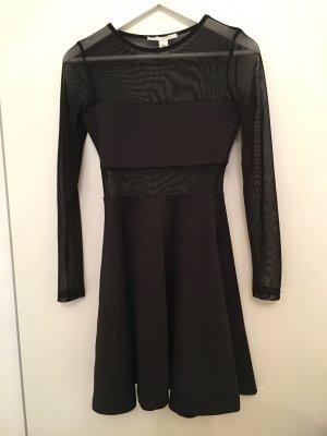 Nelly Party Kleid in schwarz