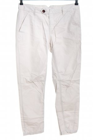 NEO Label Five-Pocket-Hose wollweiß Casual-Look