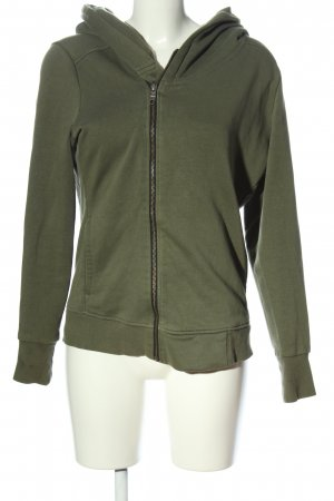 NEO Label Hooded Sweatshirt khaki casual look