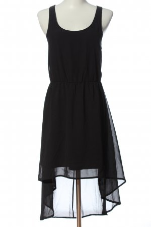 NEO Label High Low Dress black elegant
