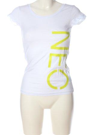 NEO Label Print-Shirt