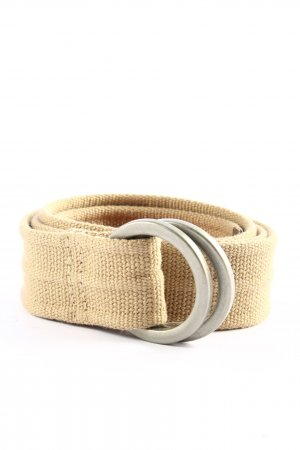 Adidas Fabric Belt natural white casual look