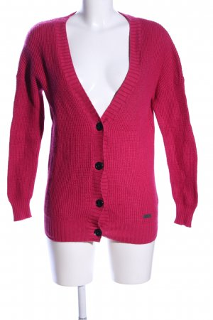 NEO Label Strick Cardigan pink Casual-Look