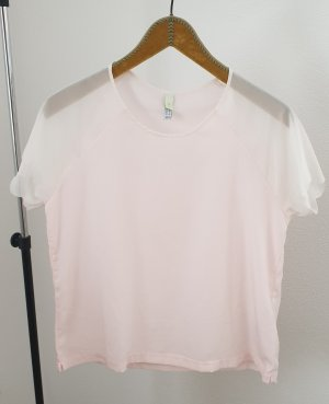 Adidas NEO Blouse à manches courtes rosé polyester