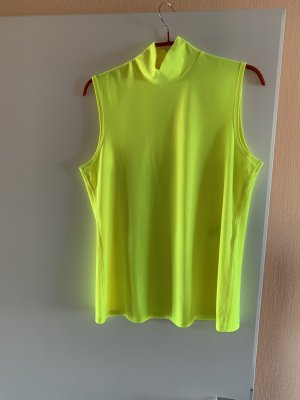 marc cain sports Off-The-Shoulder Top neon yellow