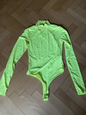 Neon Gelber Body langarm (ungetragen)
