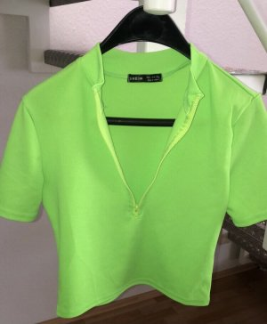 Neon grünes Shirt gr.36 von Shein