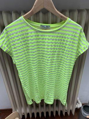 Neon grünes t- Shirt