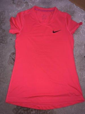 Neon Pink nike sport oberteil für kinder