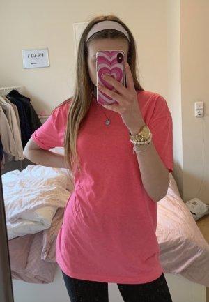 Neon Pinkes oversized T-shirt