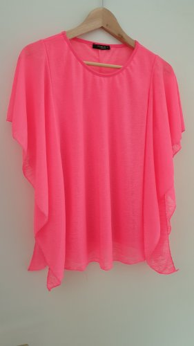 Neon pinkes Shirt der Colloseum Collection