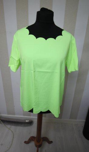 Shirt Tunic neon green