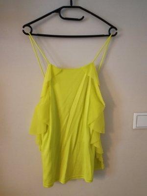 Asos Camisola amarillo neón-amarillo limón