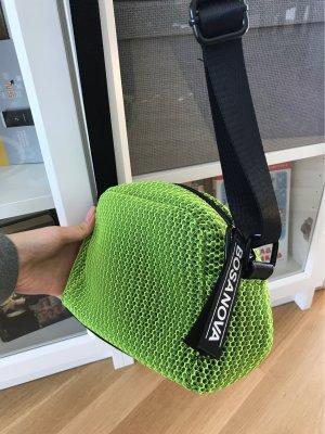 Sports Bag neon yellow-black