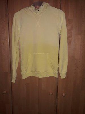 Staccato Hooded Sweatshirt primrose-neon yellow