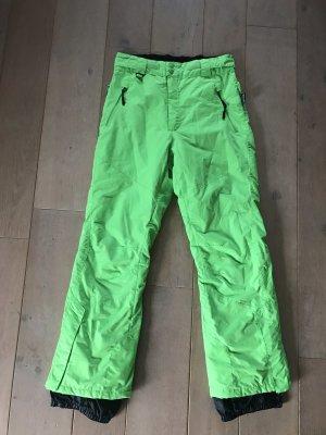 Crivit Snow Pants green-neon green