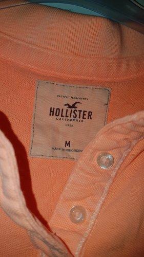 Hollister Polo arancione chiaro