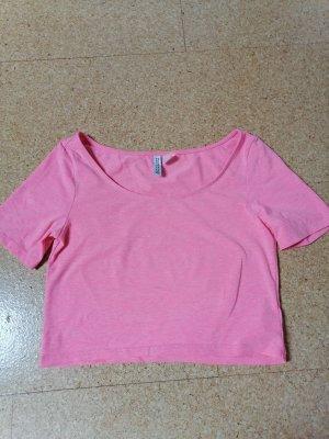 Neonpinkes T-Shirt