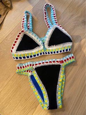 Bikini multicolore