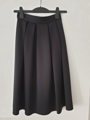 Asos Circle Skirt black