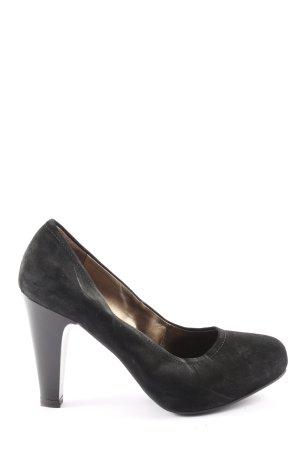 Nero Giardini High Heels schwarz Casual-Look