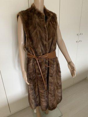 Pelt Coat brown