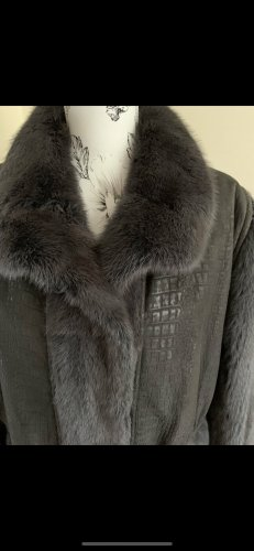 Pelt Jacket anthracite pelt