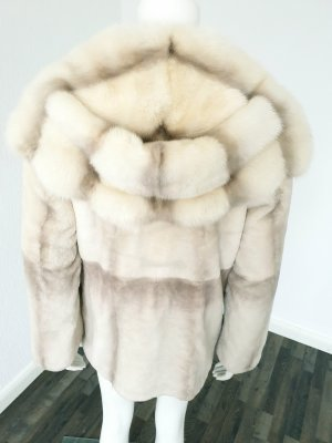 Pelt Jacket natural white