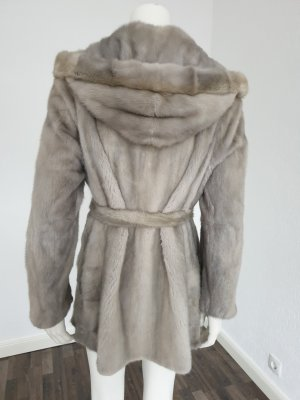 Pelt Jacket grey
