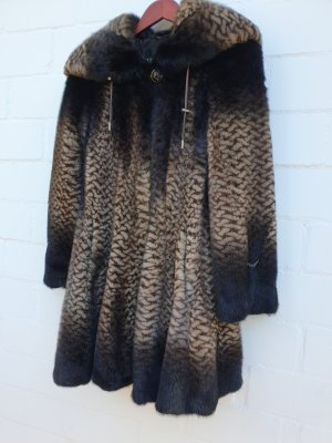 Pelt Jacket light brown-dark brown
