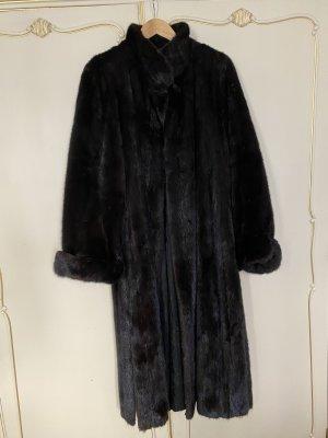 Designerstück Pelt Coat black brown pelt