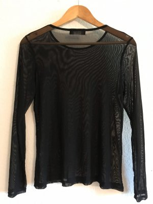Sisters point Camisa de malla negro