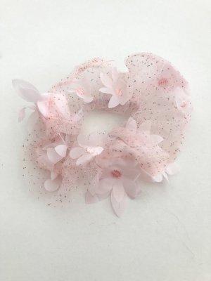 Wstążka do włosów jasny różowy