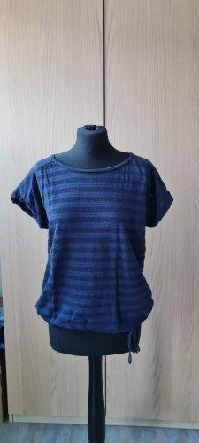 Tom Tailor Denim Netshirt donkerblauw