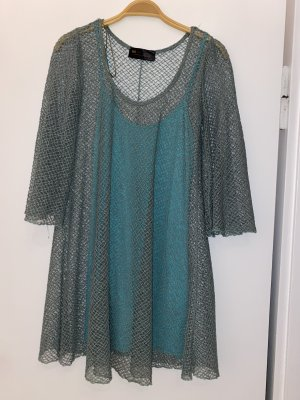 BSB Collection Babydoll-jurk veelkleurig