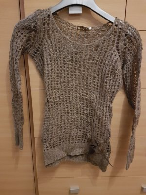 Costes Mesh Shirt brown