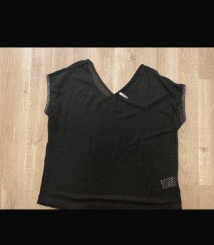 Unbekannte Marke Mesh Shirt black