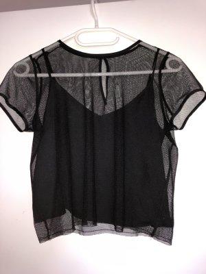 Brandy & Melville Netshirt zwart