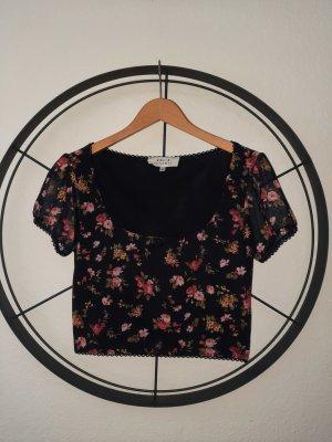 Urban Outfitters Basic topje zwart