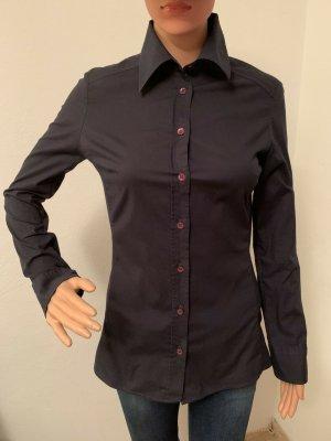Neu 129€ Ungaro Hemd Shirt Slim Fit 34 elegante Bluse Baumwolle