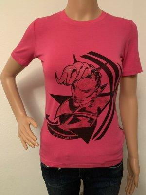 Just cavalli T-shirt multicolore viscose