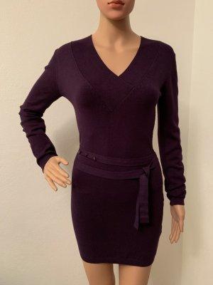 NEU 155€ Pulli Pullover Sweatshirt Strick Cardigan Kleid Strickkleid Strickpullover S elastisch