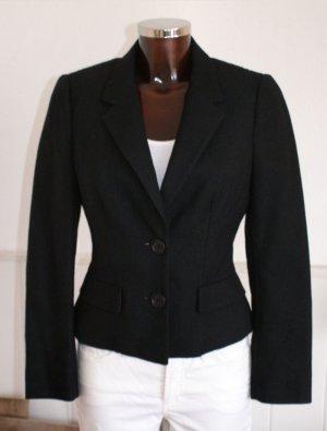 Prada Short Blazer black new wool
