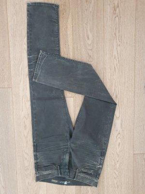 NEU 7 for all mankind NP 250€ Jeans Hose Jeanshose five pocket grau Gr. 31 48 M Strech