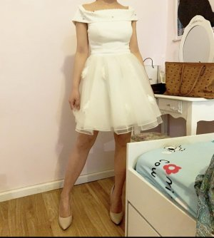 1 brand Robe de soirée blanc