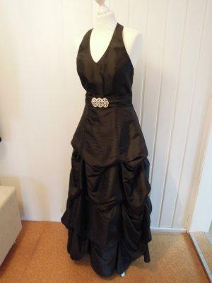 Vestido de baile negro