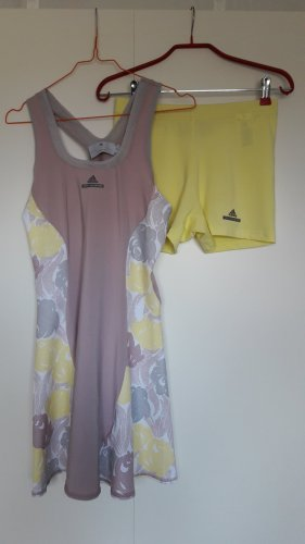 Adidas by Stella McCartney Robe courte multicolore polyester