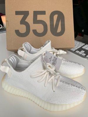 NEU Adidas Yeezy Boost 350 v2 Cream Triple-White 37 1/3