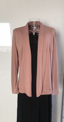 Ambria Selection Blazer in jersey color oro rosa Lycra