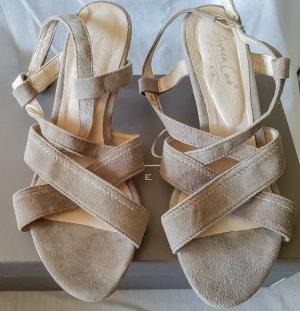 NEU * ANDREA CONTI SHOES Sandale Gr. 37 LEDER